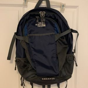 The North Face Sweeper backpack